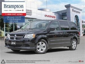 2014 Dodge Grand Caravan SE | 1 Owner Trade-in | Power Windows |