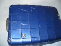 Antler 72cm Hard Bodied Navy Wheeled Rollercase - Surface Cosmetic Scratches - Ready Now