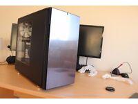 Custom Built PC - i7 4790k GTX 970 128GB SSD 1TB HDD 500GB HDD