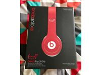 Dre Beats HD Solo - Red - Only Slightly Used