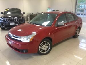 2010 Ford Focus SE, A/C, MAGS