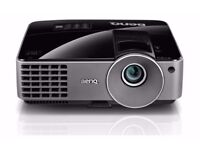 BenQ MS502 HD Projector with Very Good Quality Leads