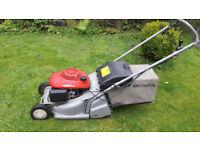 Honda HRB Petrol Roller mower