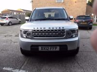 LAND ROVER DISCOVERY 4 2012 CHEAPEST ONE FOR SALE BARGAIN