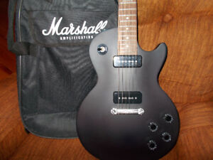 USA gibson les paul melody maker guitar/ midnight satin / new