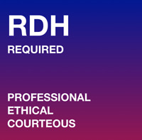 Temp/Maternity Leave RDH Hygienist Required for September!
