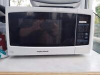 Morphy Richards ES8 Combination Touch Microwave