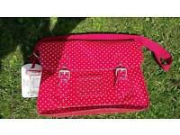 2 satchel bags