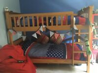 Marks & Spencer Bunk Bed and Matching chest of drawers