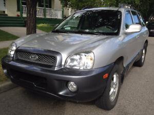 **Must See** 2004 Hyundai Santa Fe LX SUV, Crossover