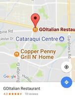 Looking for: Line Cook / Part-Full Time Hours
