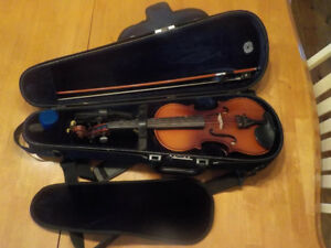 Violin Model 1720 - Jules St-Michel & Fils