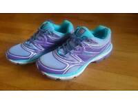 Ladies Karrimor running shoes size 6.5