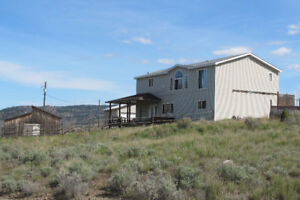 5 Bedroom Home on Acreage with Vast Views