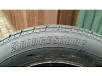 Bridgestone tyre 175/65/R14 82H
