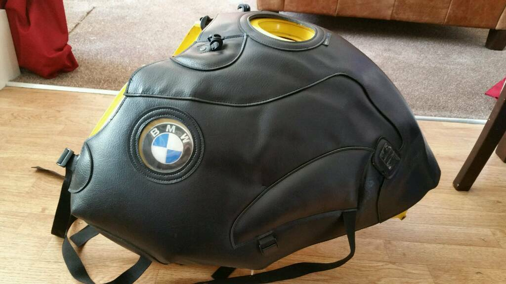 bagster tank cover for bmw r1150gs r1100gs r850gs. Black Bedroom Furniture Sets. Home Design Ideas
