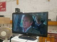 LG television with freeview