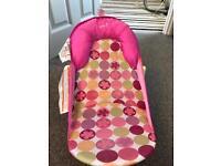 Baby bath seat newborn & onwards