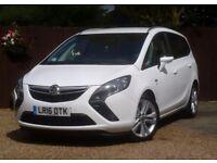 Vauxhall Zafira Tourer 2.0 CDTi SRi 5dr (start/stop)