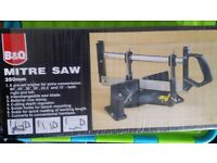 Mitre Saw from B&Q Still in box - New