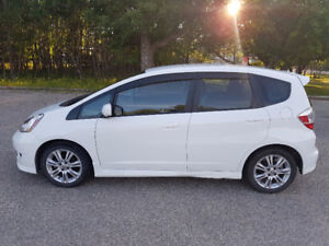 2010 Honda Fit Hatchback Sport