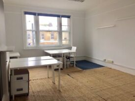 3/5 person Office to Rent, Fulham Broadway. No agent's fees.