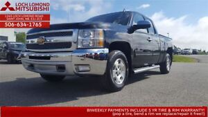 2013 Chevrolet Silverado 1500 LT 4WD for only $195/BW!
