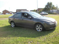 2007 56 MAZDA 6 2.0 DIESEL WITH DPF REMOVED AND REMAP