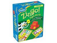 Zingo Sight Words **unused/new and sealed**