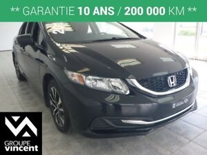 2015 Honda Civic EX **BLUETOOTH | TOIT | MAGS**
