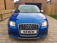 2007 Audi S3 Sprint Blue 66k May Px not type r m3 evo gti vrs Cupra Audi merc