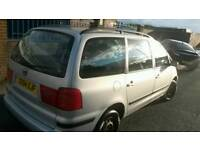 seat alhambra 1.9 tdi pd 7 seater 2000 model px possible