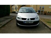 2008 Renault Scenic 1.5 dCi Authentique Hatchback 5dr 1 previous owner. Hpi Clear