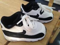 Infant size 3.5 air max
