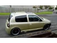 Clio modified spares/repair