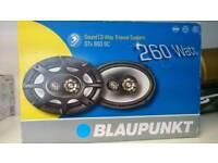 Blaupunkt 6x9 speakers