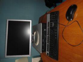 refurbished HP Compaq Computer system