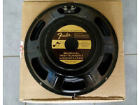 """Fender Eminence Blues Deluxe 12"""", 8 Ohm Speaker"""