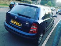 Skoda fabia 1.0 12 month mot 12 month tax Reliable car £495