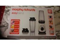 Morphy Richards easyblend 48415, used once, looks like a new