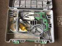 HITACHI ELECTRIC 110v 800w HAMMER DRILL