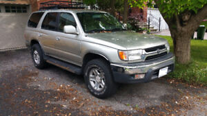 2002 Toyota 4Runner((( SALE PENDING ))) SR5-NO RUST-GREAT SHAPE-