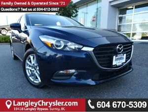2017 Mazda Mazda3 GS w/HEATED SEATS & BACKUP CAMERA
