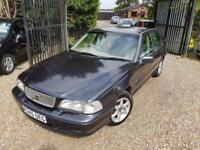 Volvo S70 2.5 10v auto CD, They Just Go For Ever !