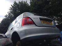 HONDA CIVIC 2001 1.4 PETROL SILVER 5DR BREAKING FOR SPARES