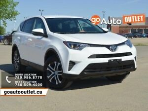 2016 Toyota Rav4 LE All-wheel Drive