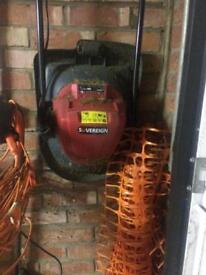 Electric Sovereign lawnmower