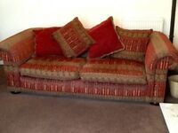 2 Sofa's for sale, good condition