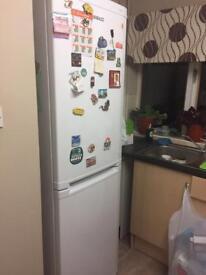 Beko fridge freezer in full working order can deliver 27th july