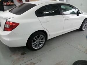 2012 HONDA CIVIC LX ***2 OPTIONS $8000.00/$8700.00****